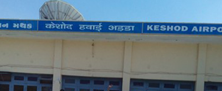 Process to make Keshod airport functional again going on
